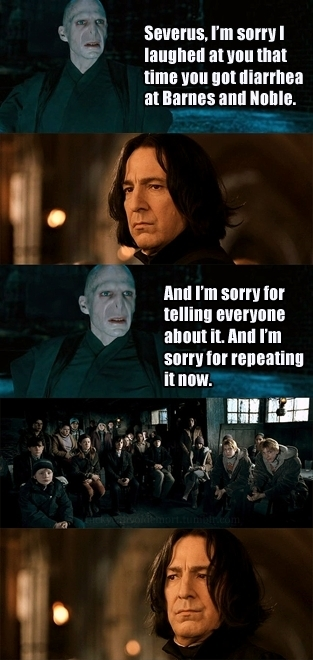 6 More Funny Re Captioned Harry Potter Scenes Electric