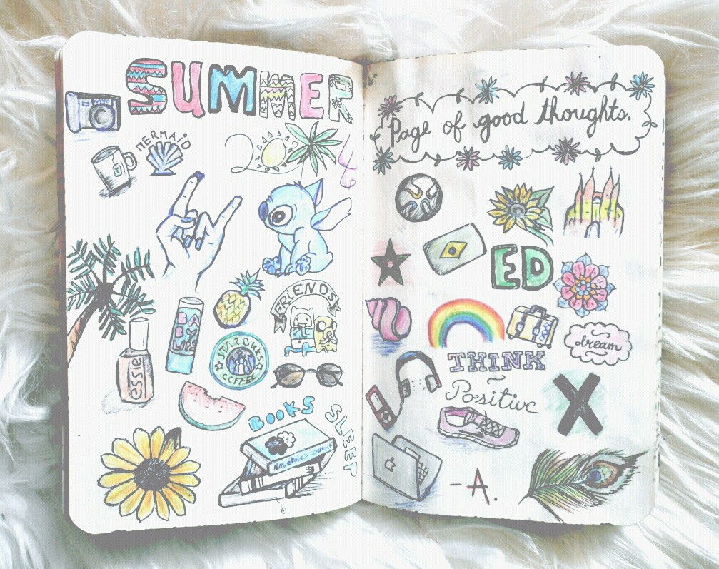 Summer Drawing Tumblr