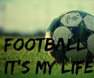 Football is my life♥## by krisztababafy on We Heart It