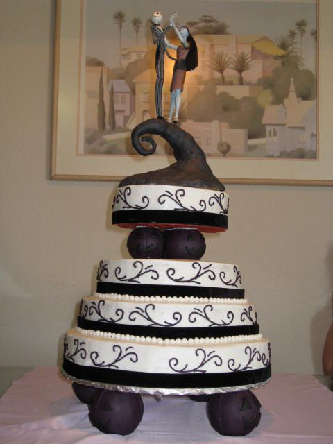 Great Fall Wedding Cakes Small Wedding Cake Serving Set Flat Wedding Cake Recipe Wedding Cake Pictures Youthful Disney Wedding Cake Toppers YellowAverage Wedding Cake Cost Jack And Sally Wedding Cake By Ponderific Cakes By Jofriendtoo On ..