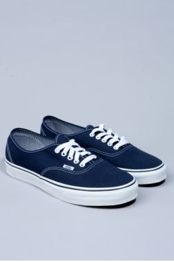 vans dark blue authentic vans