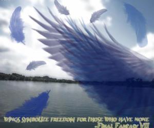 wing final fantasy