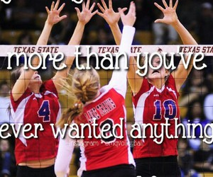 volleyball is a passion