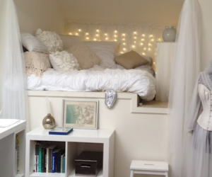 Ideen amp diy on we heart it see more about room bedroom and white