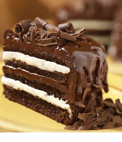 cake, chocolate, dessert, food - inspiring picture on Favim.com