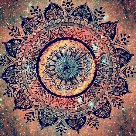 Group Of Wallpapers Hippie Mandala