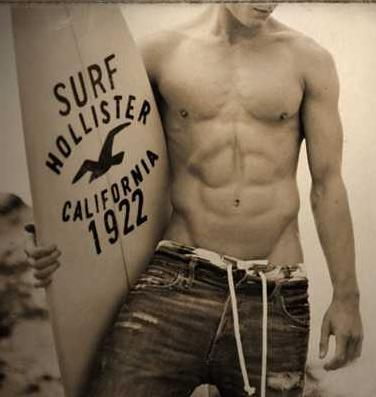 hollister male model - Google Images