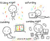Typical Weekends
