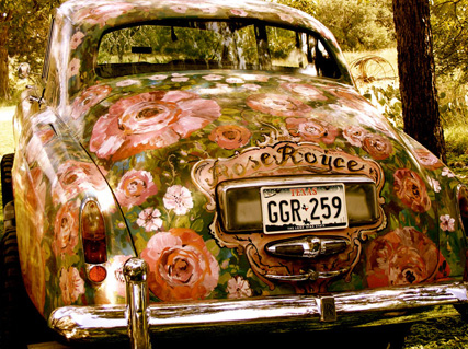 antique, beautiful, bohemian, car, cozy - inspiring picture on Favim.com