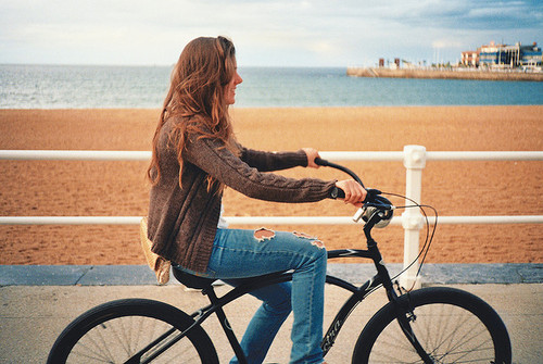 Girls who ride bikes #02 | Flickr – Compartilhamento de fotos!