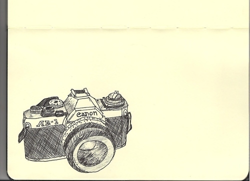 Amazing-art-beautiful-camera-camera-sketch-favim.com-145939_large