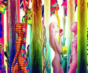 wallpaper art colorful