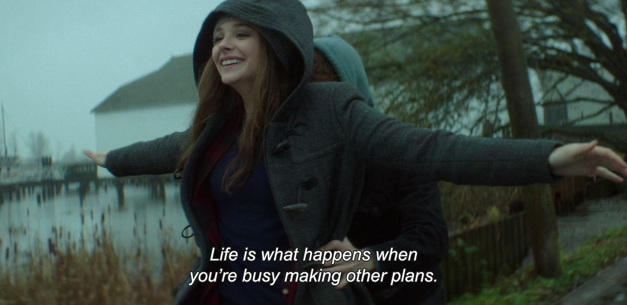 Film to watch : if i stay (2014) | We Heart It | if i stay ...