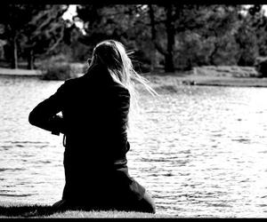 thinking in the river
