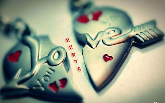 Group of Love hurts