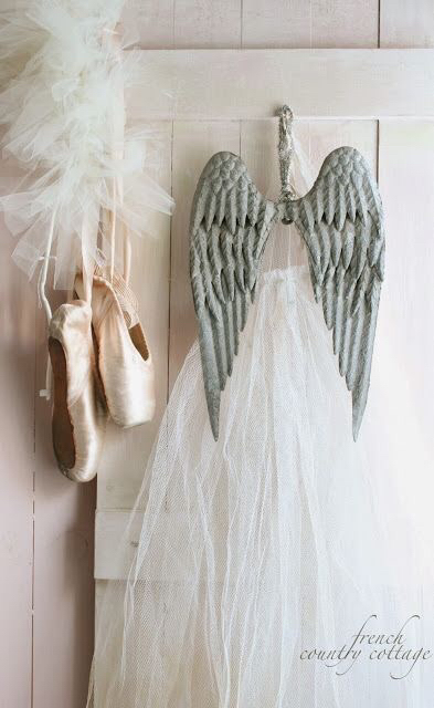 Amazing Angel Wings Ballerina Ballet Chic Dance Delicate Elegant Fashion Feminine
