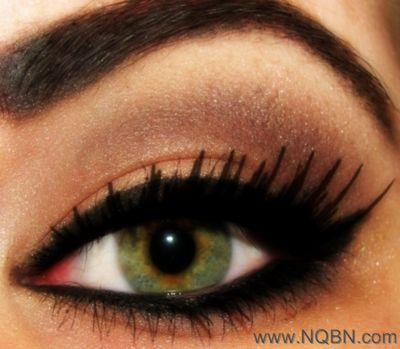 بالصور ولا أحلىأجمل ألوان الماكياج مع العيون البنية مكيآآج عيون