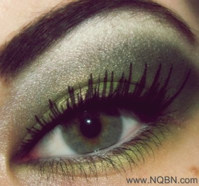 ..مكياج عيون ==مكياج العيون 2014طريقة دمج ألوان ظلال العيونمكياج عيون