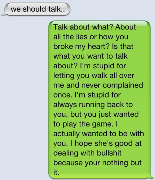 Conversations to have with a girl you like over text