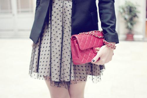 fashion girl bag-dress-fashion-Fa