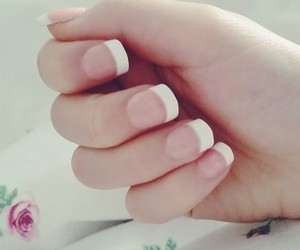 nails diy madebyme french