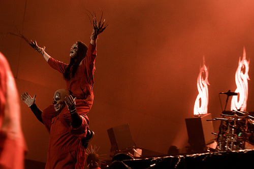 Slipknot - Rock in Rio 2011 (Online)