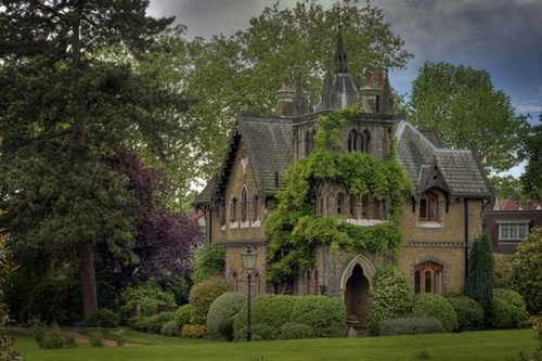 Gothic Architecture House 89 images about houses on we heart it | see more about house