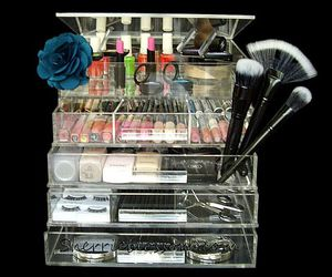 makeup organizer drawers walmart. makeup organizer part 1 bought 2 rubbermaid optimizers from walmart ikea drawers w