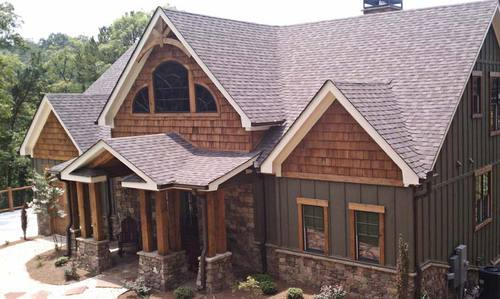 Home ideas mountain style house plans for Asheville mountain homes