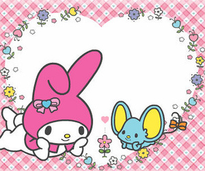 my melody & the mouse :)