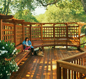 Deck Design Tips 7 Ways To Add Privacy To Your Deck