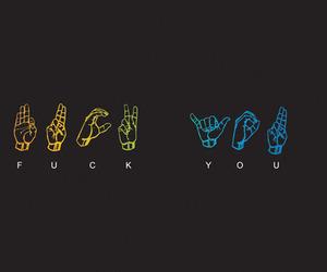 fuck you