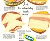 yummy 50s and 60s food ads ~ summer MIXTAPE