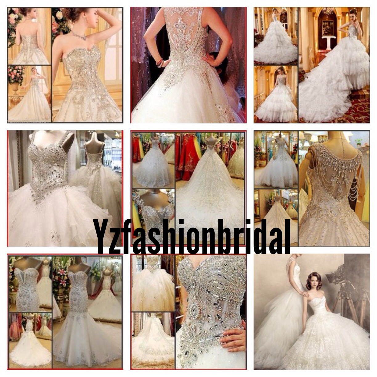 Wedding Gifts For USD300 : 300 gifts! Dont miss it! Shop now! www.yzfashionbridal.com #wedding ...