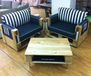 wooden pallets couches