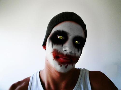 「ハロウィン・メイク/フェイスペイント」画像