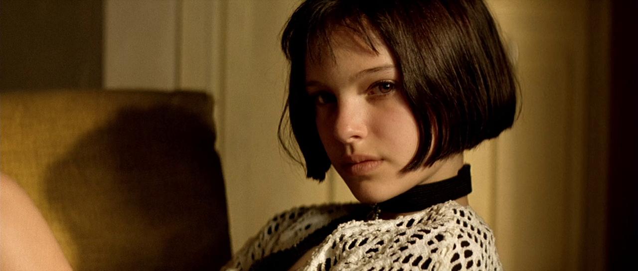 Леон Фильм 1994 Натали Портман