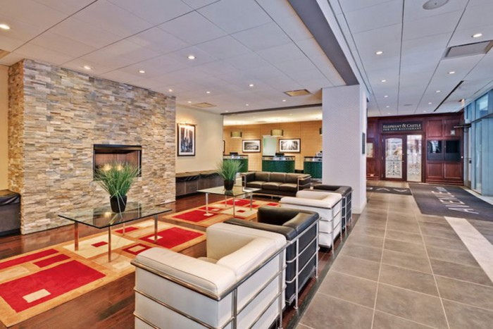 Glamorous Lobby Furniture And Interior Designs For