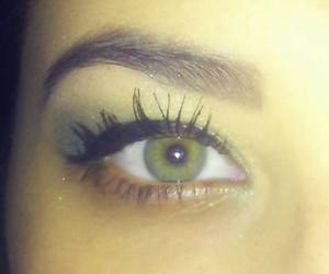 eye eyes green