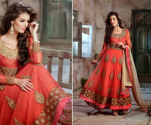 Hindi style dresses