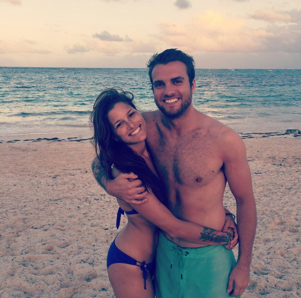 are cassadee and rian dating