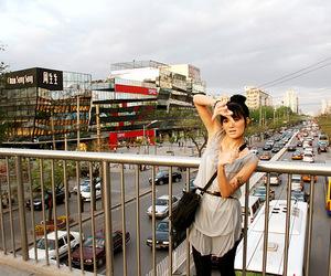 girl fashion city japan