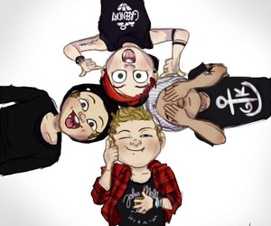 5sos FanArt by Official5SOSmx on WHI
