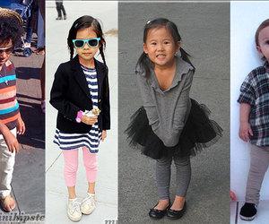 hipster kids fashion