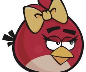 we heart angry birds