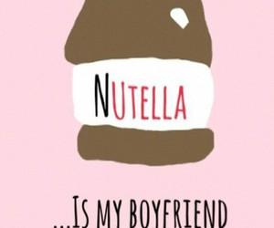 nutella love boyfriend