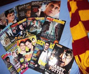 harry potter magazines