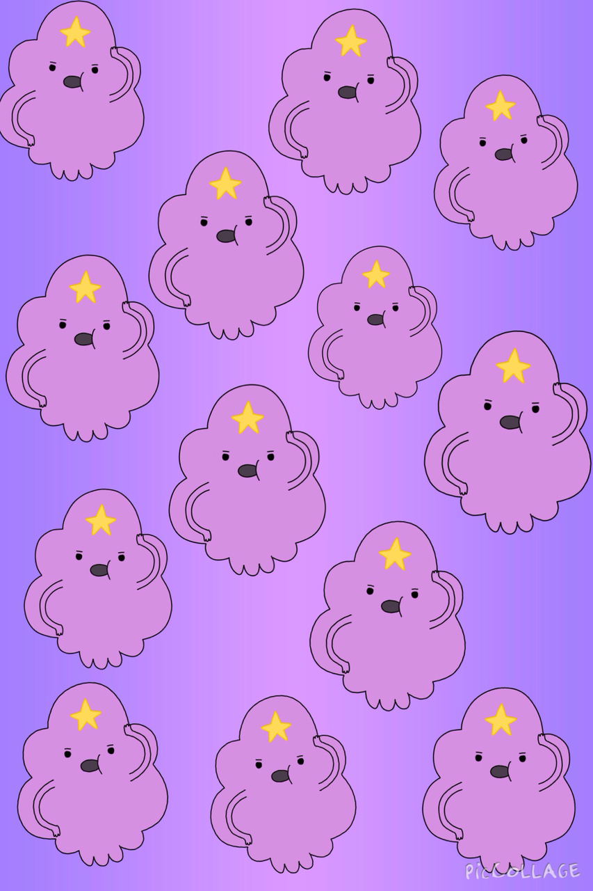 Lumpy Space Princess 💜 by Debbbbby | We Heart It