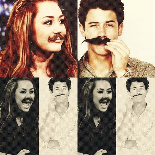 Moustache ♥