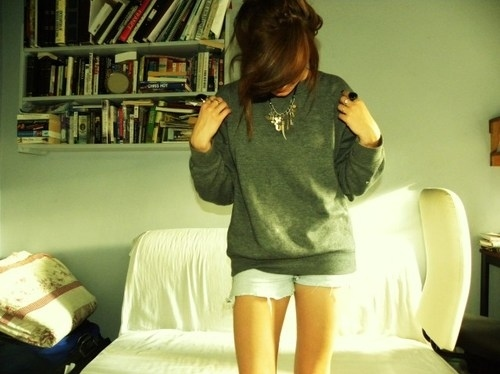 Candid-cute-green-legs-shorts-sweater-favim.com-47130_large